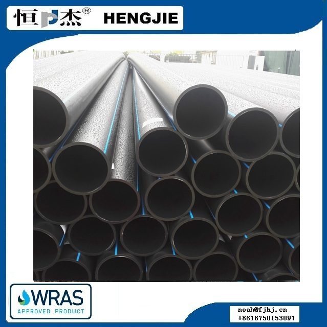 HDPE pipe PE100 pipe for drinking water supply ISO4427 Standard